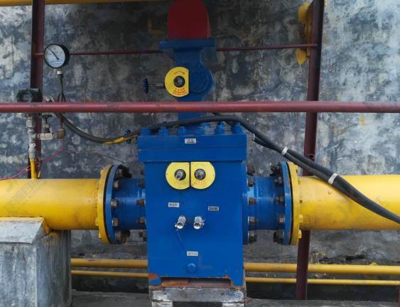 在天然气企业中的运用